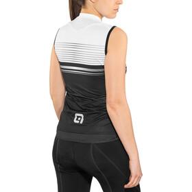 Alé Cycling Graphics PRR Slide Sleeveless Jersey Damen black-white